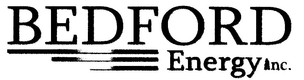 Bedford Energy Logo, Robert Demes Letter of Recommendation